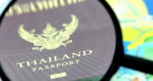 Thai Police Certificate for Visa
